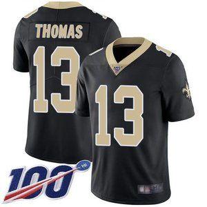 Saints Michael Thomas 100th Season Jersey 1_1
